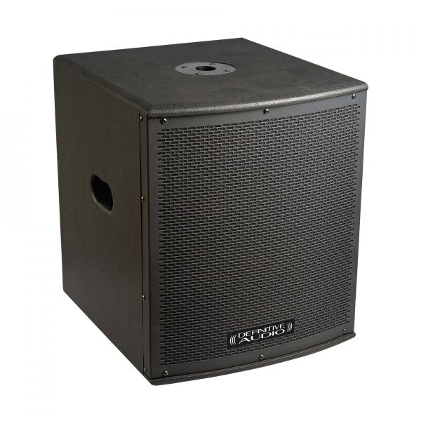 Caisson sub sono actif Definitive audio Koala 18Aw Sub