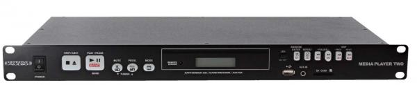 Platine cd & mp3 Definitive audio Media Player Two