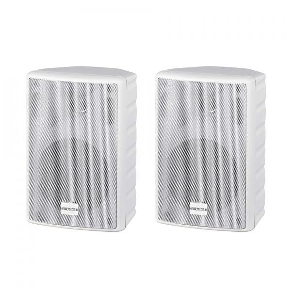 Enceinte sono passive Definitive audio NEF 5 WH (paire)
