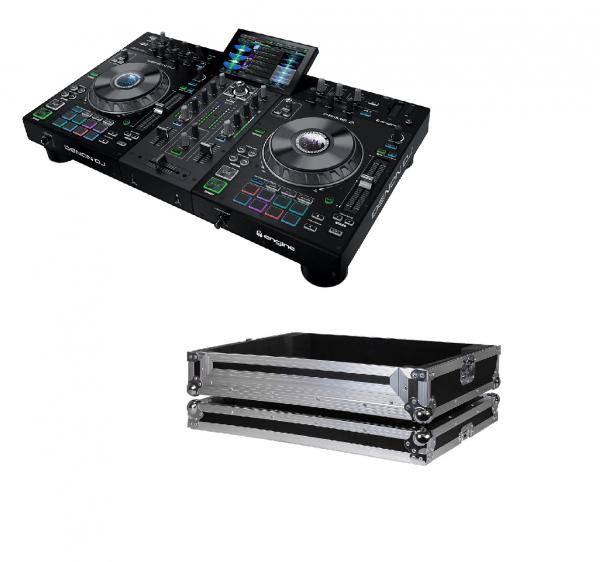 Pack dj Denon dj Prime 2 + Fc Prime 2 POwer acoustics