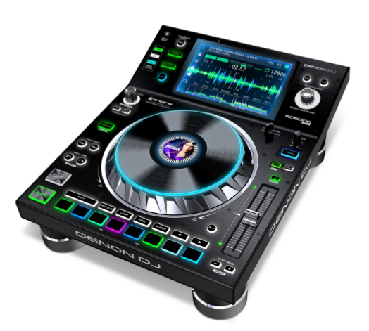 Platine cd & mp3 Denon dj SC5000 Prime