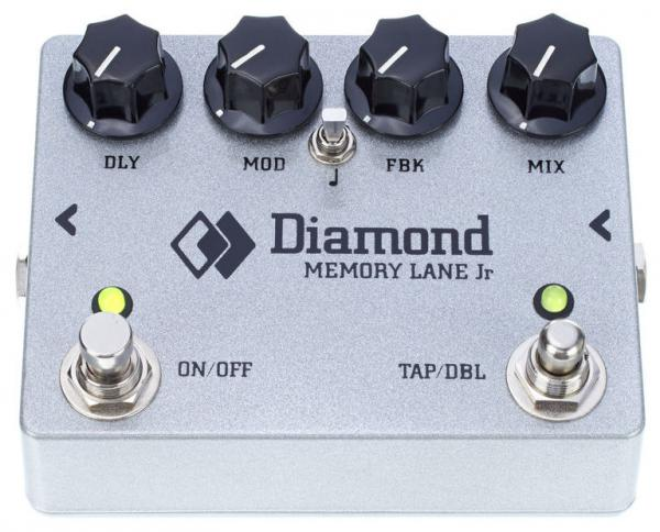 Pédale reverb / delay / echo Diamond Memory Lane Jr