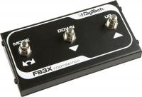 Footswitch & commande divers Digitech FS3X