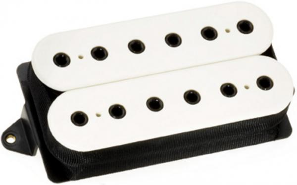 Micro guitare electrique Dimarzio Evolution Bridge - White
