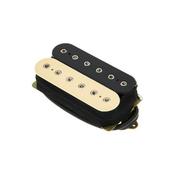 Micro guitare electrique Dimarzio DP100F - Black Cream