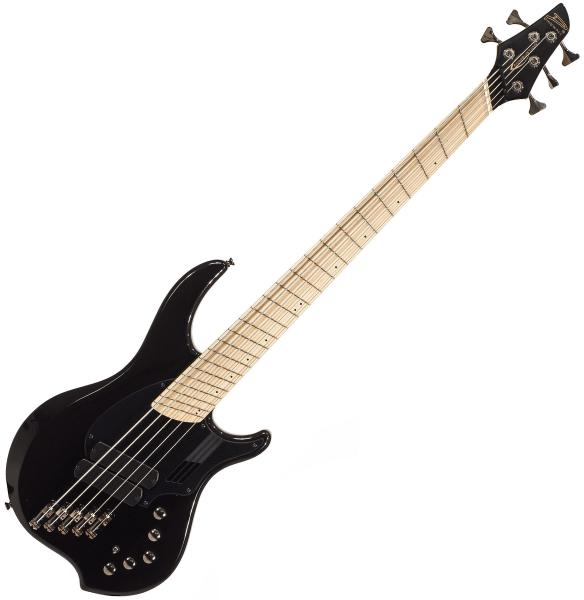 Basse électrique solid body Dingwall Adam Nolly Getgood NG2 5 2-Pickups - Metallic black