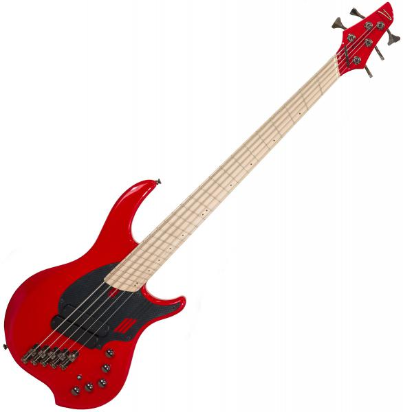 Basse électrique solid body Dingwall Adam Nolly Getgood NG2 5 2-Pickups - Ferrari red