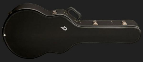 Guitare électrique solid body Duesenberg Julia - black