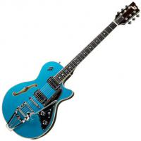 Guitare électrique hollow body Duesenberg Starplayer III - Catalina blue