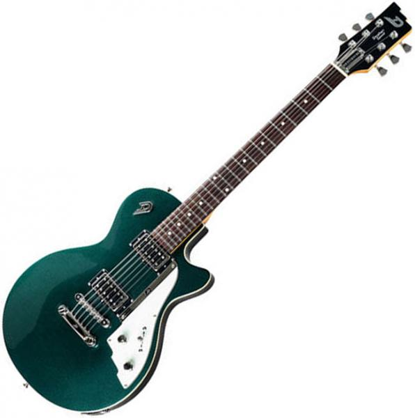 Guitare électrique solid body Duesenberg Starplayer Special - catalina green