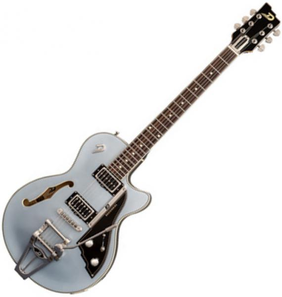 Guitare électrique 1/2 caisse Duesenberg Starplayer TV - Catalina avalon blue