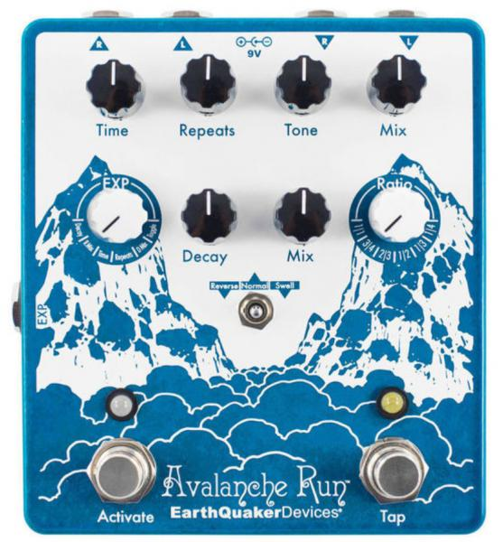 image Avalanche Run Stereo Reverb & Delay V2
