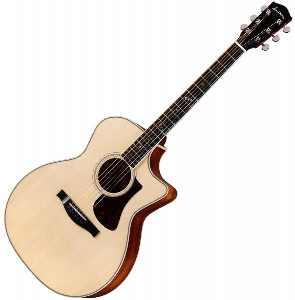 Guitare folk & electro Eastman AC322CE - natural