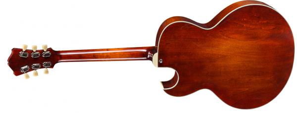 Guitare électrique hollow body Eastman AR372CE Archtop - classic