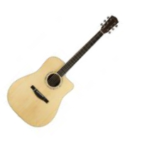 image Dreadnought AC420CE - Natural Gloss Finish