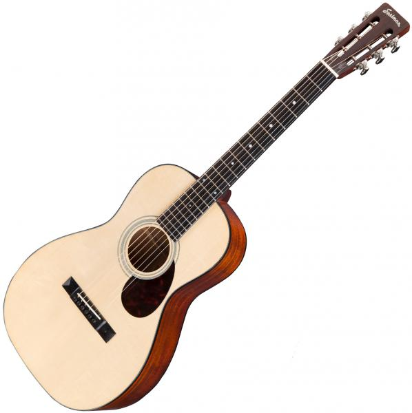 Guitare folk Eastman E10P Traditional - natural