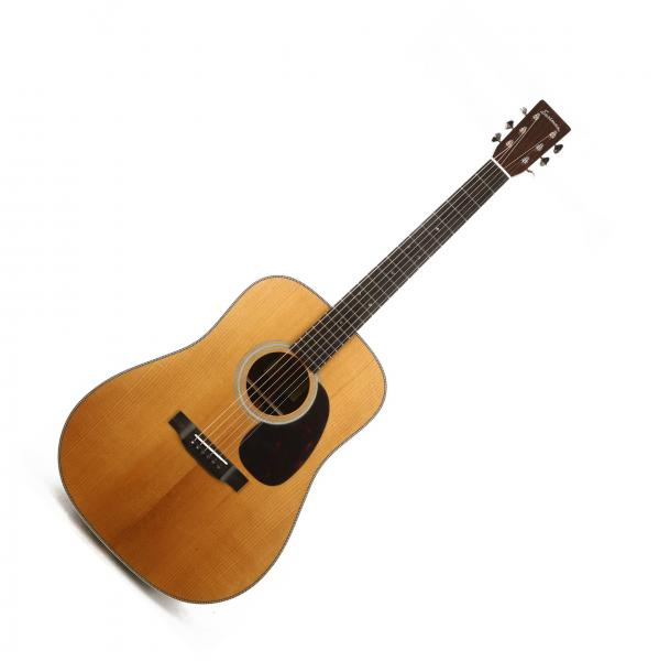 Guitare folk & electro Eastman E20D TC - natural