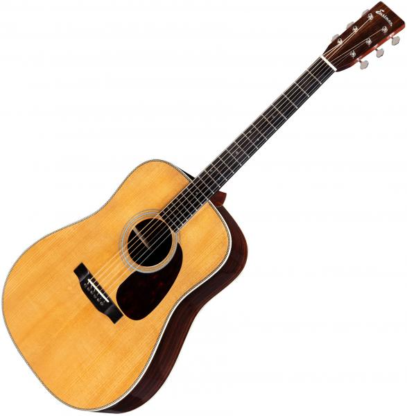 Guitare folk & electro Eastman E20D-TC Traditional - Natural