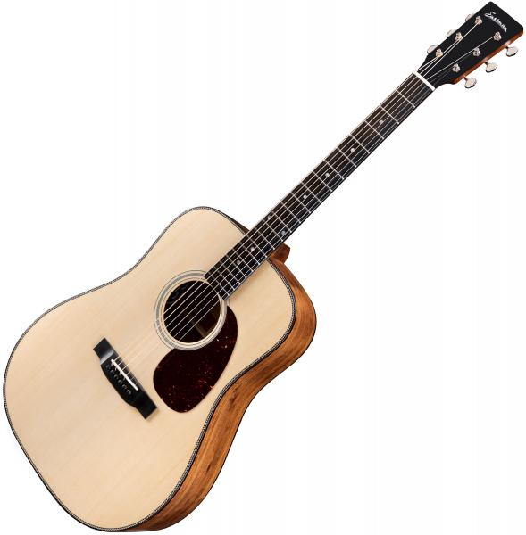 Guitare folk & electro Eastman E3DE Traditional - natural