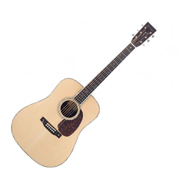 Guitare folk & electro Eastman E40D - natural