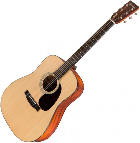 Guitare folk Eastman E6D Traditional - natural