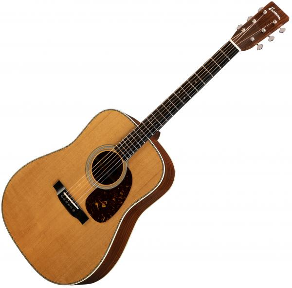 Guitare folk & electro Eastman E8D-TC Traditional - natural