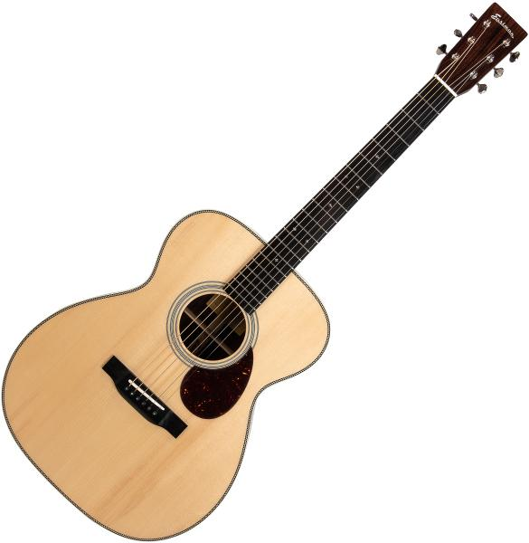 Guitare folk & electro Eastman E8OM Traditional - Natural