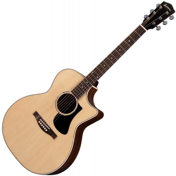 Guitare folk & electro Eastman PCH2-GACE +Bag - Natural
