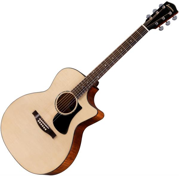 Guitare folk & electro Eastman PCH3-GACE +Bag - Natural