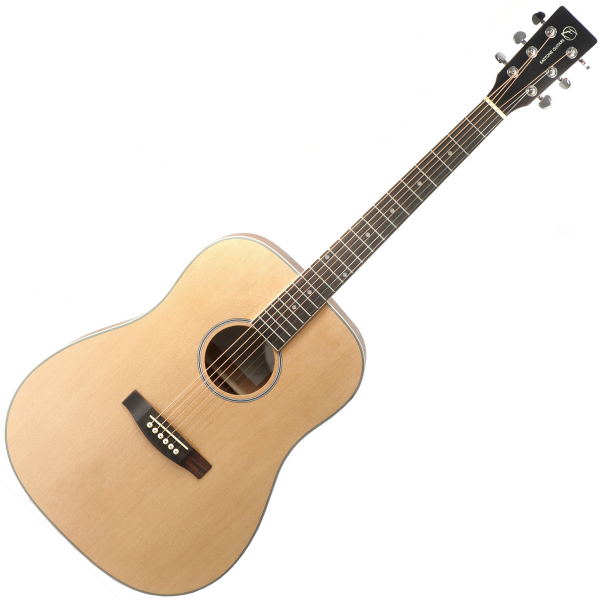 Guitare folk & electro Eastone DR100-NAT - Natural