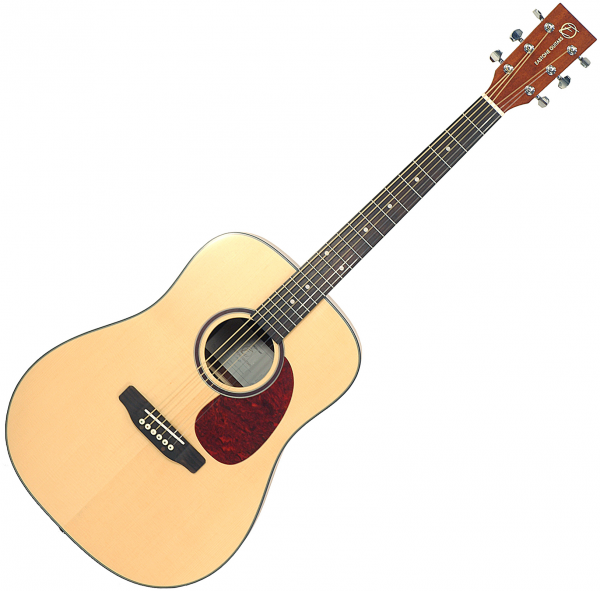 Guitare folk & electro Eastone DR200-NAT - Natural