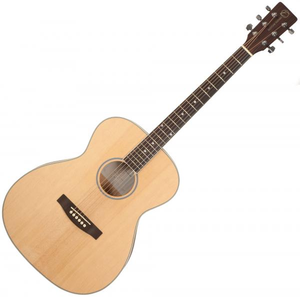 Guitare folk & electro Eastone OM100-NAT - Natural