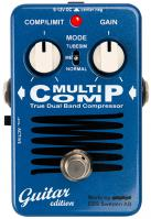 Pédale compression / sustain / noise gate  Ebs                            MultiComp Guitar Edition