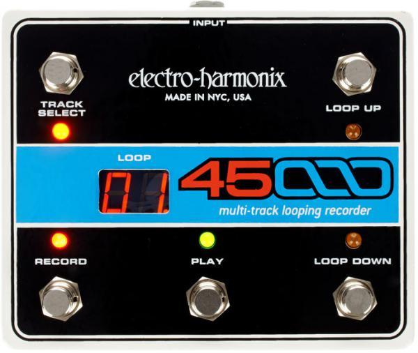 Footswitch & commande divers Electro harmonix 45000 Foot Controller