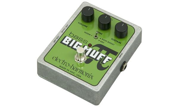 Pédale overdrive / distortion / fuzz Electro harmonix Bass Big Muff Pi Classic USA