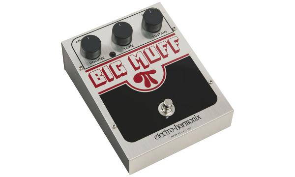 Pédale overdrive / distortion / fuzz Electro harmonix Big Muff Pi Classic USA