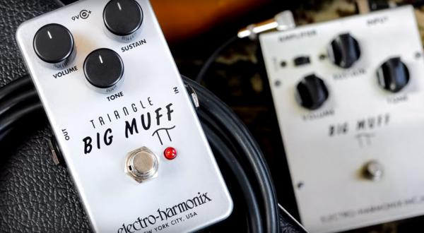 Pédale overdrive / distortion / fuzz Electro harmonix Triangle Big Muff Pi