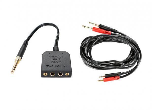 Adaptateur connectique Elektron Audio/CV Split Cable Kit