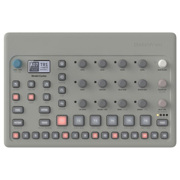 Expandeur Elektron Model:Cycles