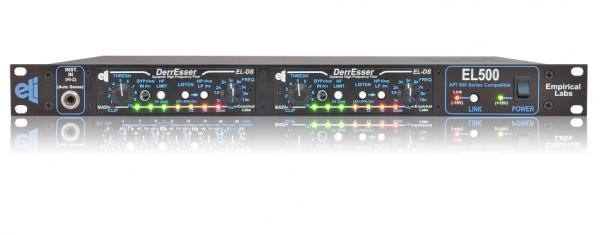 Compresseur limiteur gate Empirical labs DS Duo