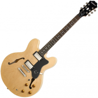Guitare électrique hollow body Epiphone Dot - Natural