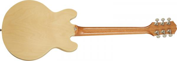 Guitare électrique 1/2 caisse Epiphone Inspired By Gibson ES-339 - natural