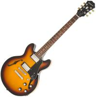 Guitare électrique hollow body Epiphone ES-339 Pro - Vintage sunburst