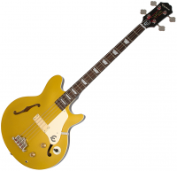 Jack Casady Signature Bass - metallic gold