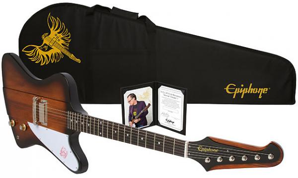 image Joe Bonamassa Treasure Firebird-I Outfit - tobacco sunburst
