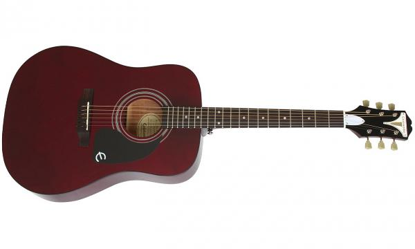 Guitare folk Epiphone PRO-1 Acoustic - wine red