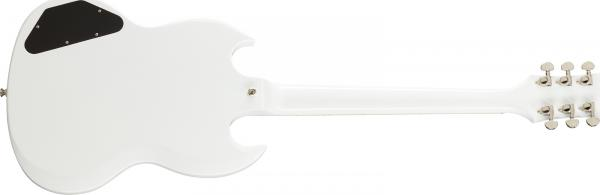 Guitare électrique solid body Epiphone SG Standard - alpine white