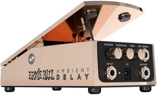 Pédale reverb / delay / echo Ernie ball Ambient Delay 6184