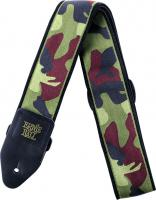 Courroie sangle Ernie ball Jacquard Guitar Strap - Camo