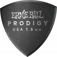 Médiator & onglet Ernie ball Prodigy Shield Large 1,5mm (X6 Pack)